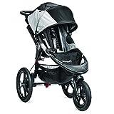 Baby Jogger Summit X3 Kinderwagen   für jedes Gelände   zusammenklappbar und tragbar   schwarz/grau