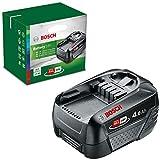 Bosch Akku Pack PBA 18V 4.0Ah W-C (18 Volt System, 4.0Ah Batterie Akku, im Karton)