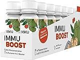 ImmuBoost® Shot   14 Shots   1 Tag 1 Shot   Immunsystem stärken   täglich od. 2 Wochen Immunkur durch Vitamin C & Zink   Mit Ingwer & Magnesium   Immunsystem-Komplex Abwehrkräfte   vegan & hochdosiert