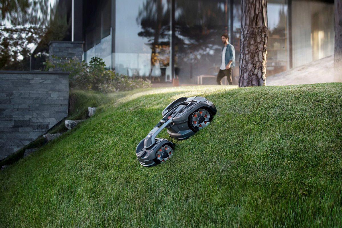 Husqvarna Automower – Welchen Mähroboter für welchen Rasen?