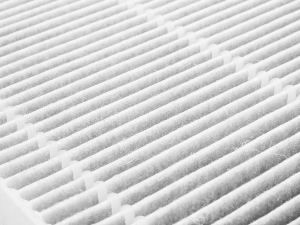 FIlterelement eines Luftreinigers