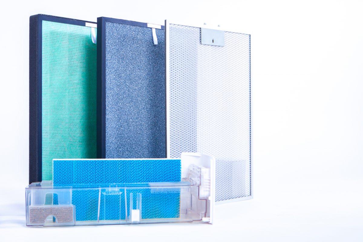 Luftreiniger Filtereinsätze