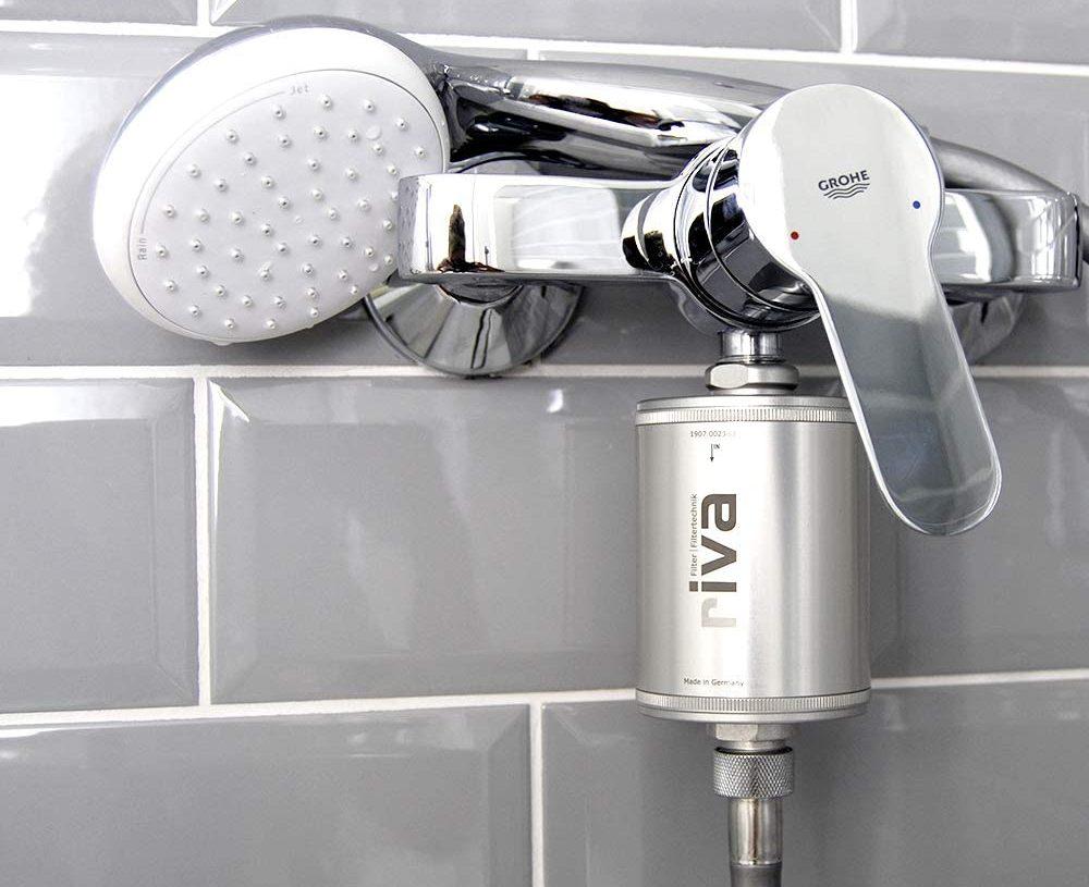 riva ALVA Wasserfilter für Bad und Dusche